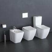 Ideal Standard STRADA II WC art. T2926 art. T2968 art. T2969