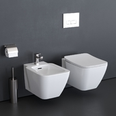 Ideal Standard STRADA II Wall-Hang WC art. T2997 art. T2971