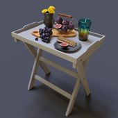 Fruit Serving Table