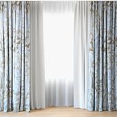 Curtains 21 | Curtains with Tulle