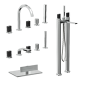 Fantini Venezia bathtub faucet collection