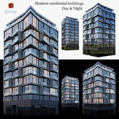 Modern residential building 2