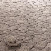 Paving stone / Stone paving
