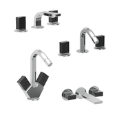 Fantini Venezia faucet collection for bidets