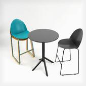 Furniture from the Italian company SEGIS
