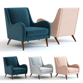 West Elm Sebastian Chair