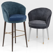 Lupino dining and bar chair