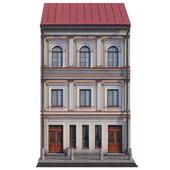 Facade of a historic building (model 2)
