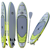 ISLE Explorer Inflatable Paddle Board Package