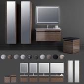 VIVIA_Villeroy and boch_bathroom furniture_set2