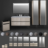 VIVIA Villeroy and boch_bathroom furniture_set3