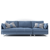 Sofa gamma swing