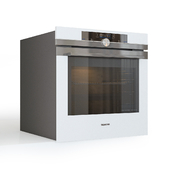 Built-in electric oven iQ700 HB634GBW1