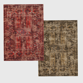 Louis de poortere carpets from the Antiquarian Antique Hadschlu collection