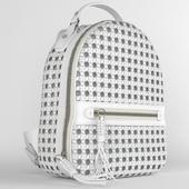 Bag leather Zara white