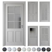 Volhovec_Doors_collection_Paris_set 1