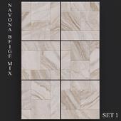 Fiore Navona Beige Mix 600x600 Set 1