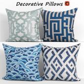 Decorative pillows set 154