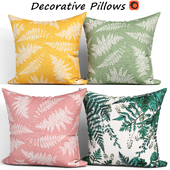 Decorative pillows set 156 H & M