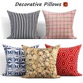 Decorative pillows set 159 Dering Hall