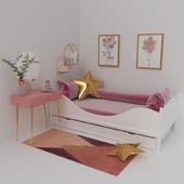 Кровать Baladin 202