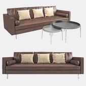 HOSH leather sofa
