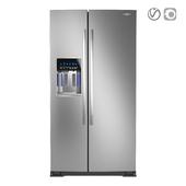 Side-by-Side Refrigerator Whirlpool WRSA88FIHZ