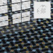 Tile Sicis SiciStone Toral Small Black