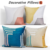 Decorative Pillow set 164 West elm