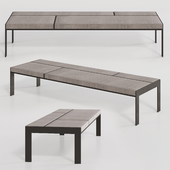Gauguin Coffee Table By Christian Liaigre