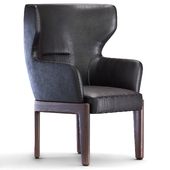 Molteni & C-CHELSEA- Armchair with armrests
