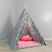 Teepee Set Kids Детская палатка