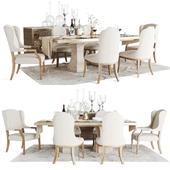Bernhardt Table Set
