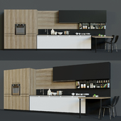 kitchen YOTA factory Armony Cucine (Italy)