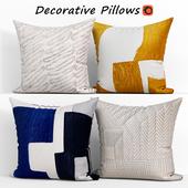 Decorative Pillow set 168 West elm
