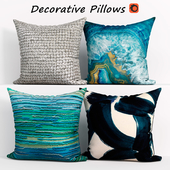 Decorative Pillow set 169  Kosas Home