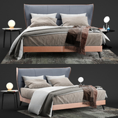 Poltrona Frau Mamy Blue Bed