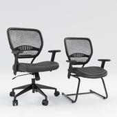 Air Grid Office Chair