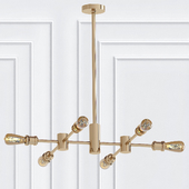 Tribeca Chandelier By Artcraft