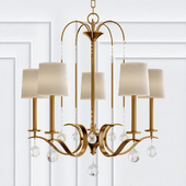 WHITNEY CHANDELIER By Quoizel