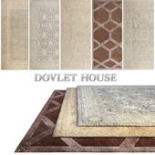 Ковры DOVLET HOUSE 5 штук (part 306)