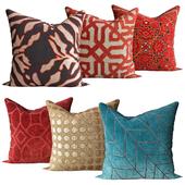 Canaan Company Modern Twist Pillows