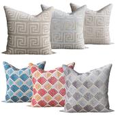 DL Rhein Pillows