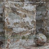 Material (seamless) - stone, plaster set 87