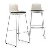 Coalesse - Enea Lottus sled stool