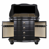 Louis Jewelry Chest by Hives and Honey