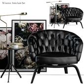 Winston Armchair Set