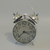 Alarm Clock Rocket