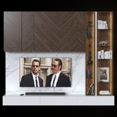 TV wall 010.