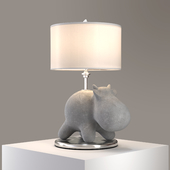 CowLamp table lamp